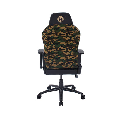 Techni Sport TS-60 Ergonomic High Back Racer Style Video Gaming Chair, Camo
