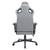 Techni Sport TS-83 Ergonomic High Back Racer Style PC Gaming Chair, Grey/Pink
