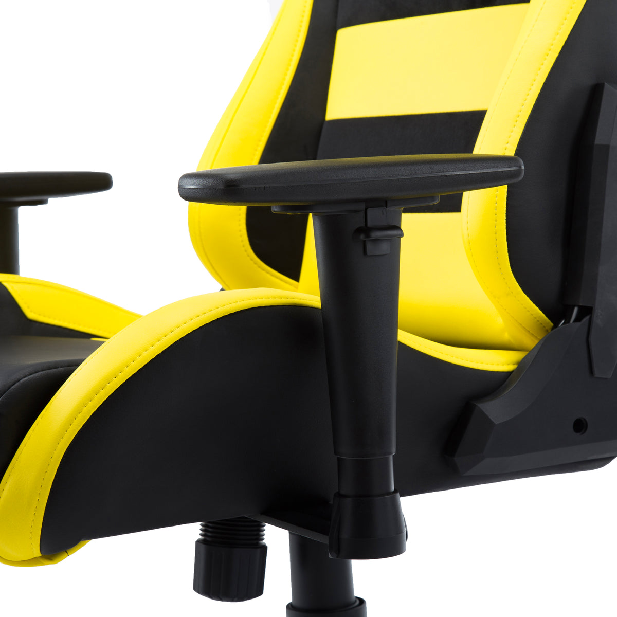 Techni Sport TS-91 Office-PC Gaming Chair, Yellow