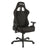 Techni Sport TS-F44 Fabric Ergonomic High Back Racer Style PC Gaming Chair, Black