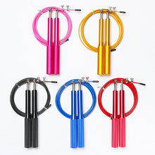 Load image into Gallery viewer, Workout Jump Rope - Aluminium Jump Rope