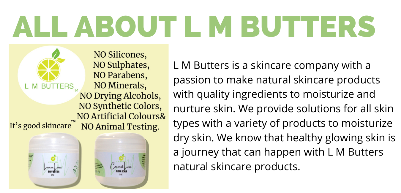 About | We are L M Butters Skincare