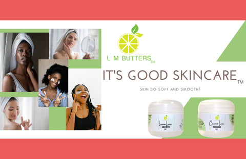 L M BUTTERS | HOW TO GUIDE ON GOOD SKINCARE