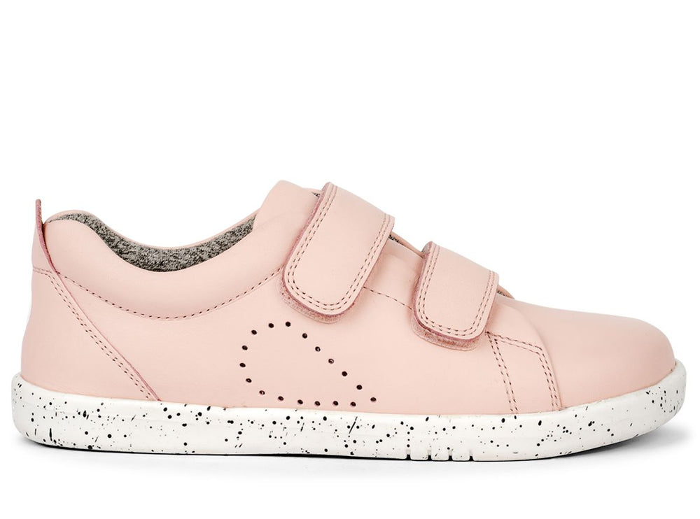 Bobux I Walk Grass Court Pink