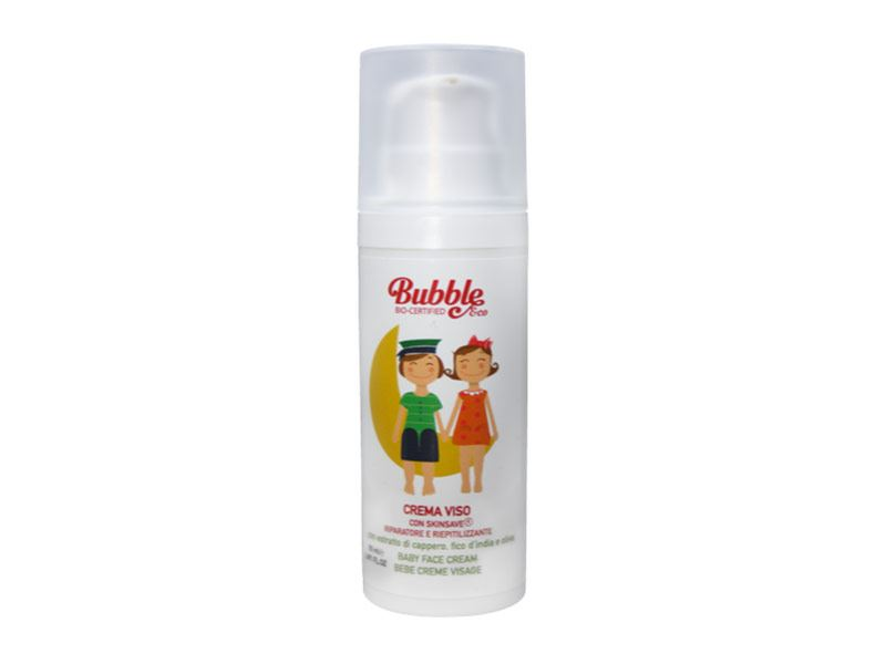 Crema viso Bubble & Co.