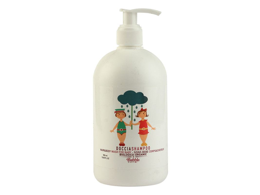 Doccia Shampoo Bubble Baby, Bubble & Co, 500ml