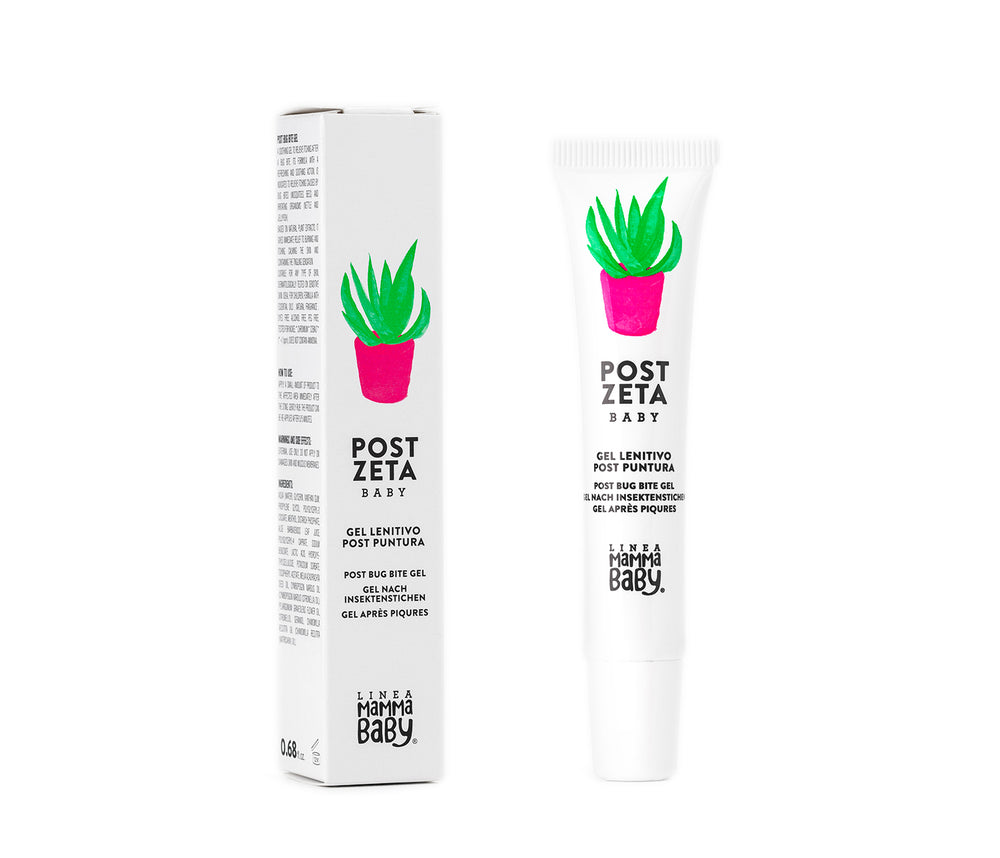 Post Zeta Baby, Gel lenitivo post puntura, 20ml