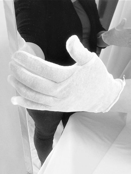 Inspection White Gloves per pair
