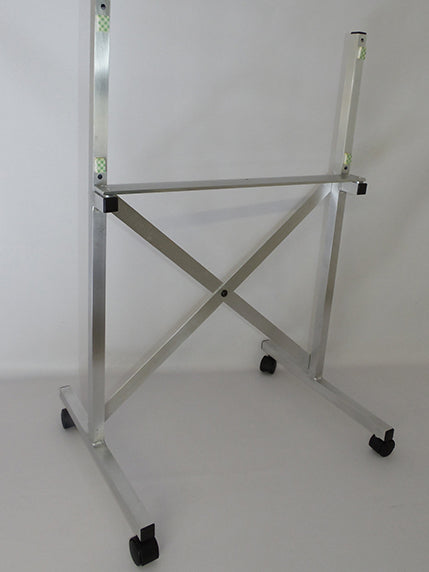 Stackable Horizontal Rolling Floor Stand