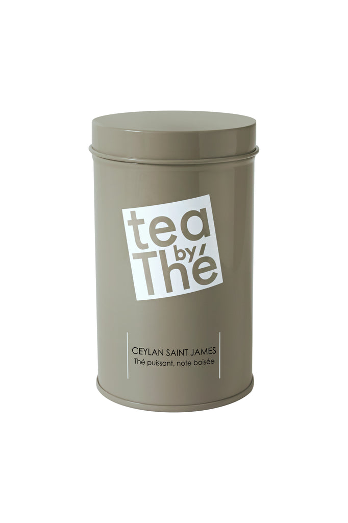 Thé Noir de Ceylan - Saint James BOP - tea by Thé