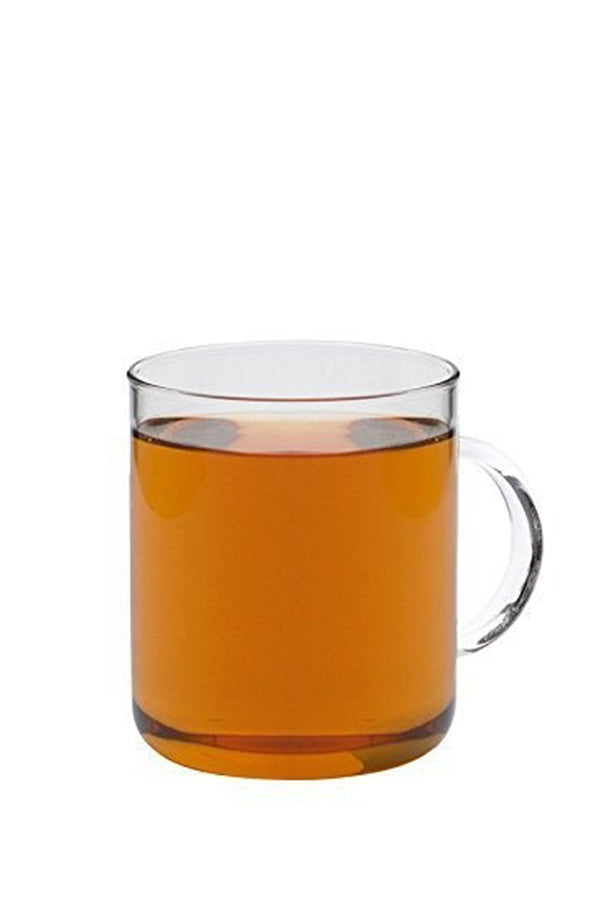MUG THE DESIGN TRANSPARENT 40CL - tea by Thé
