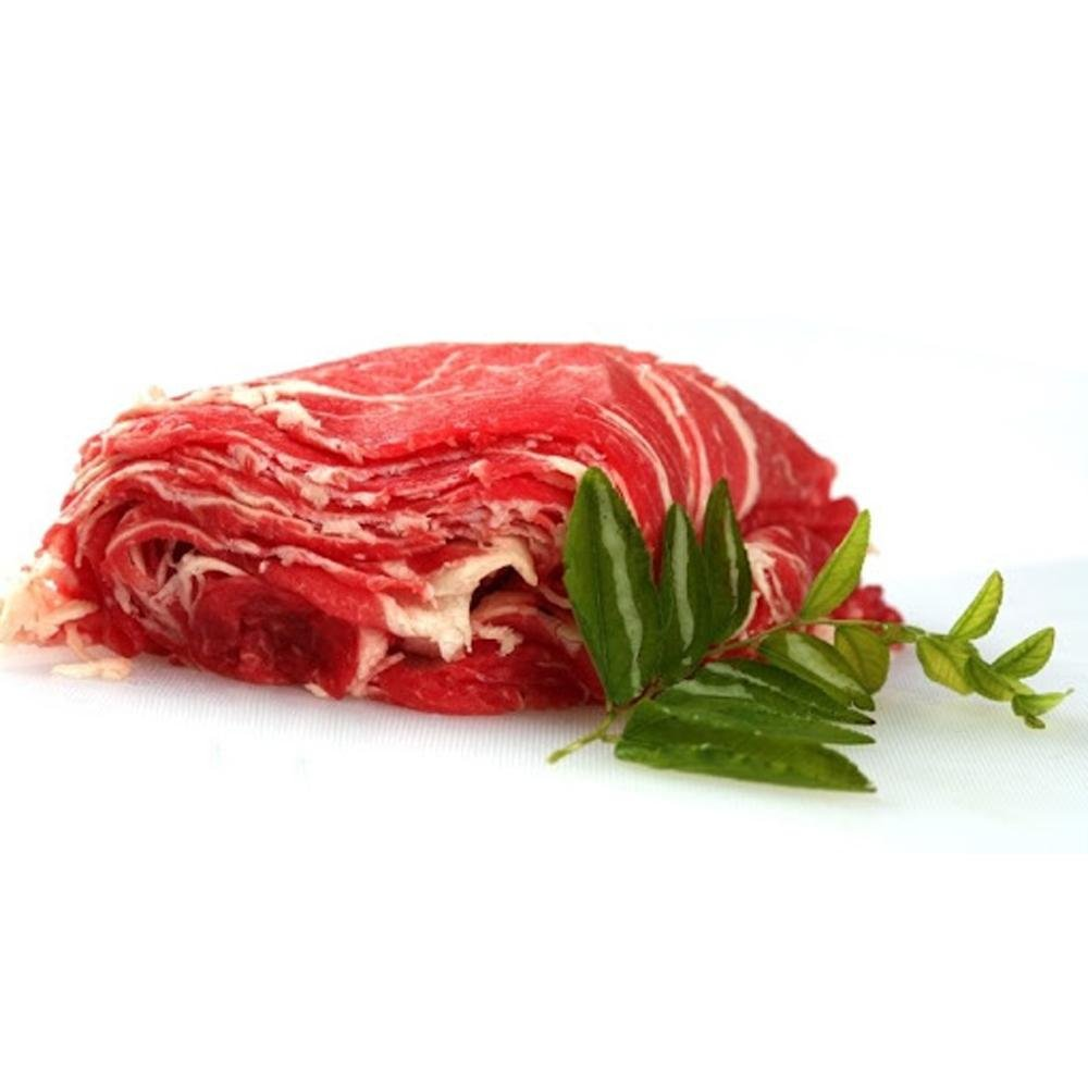 Beef Gourmet Bulgogi, <br>3 mm slice (1kg) Ocean Food