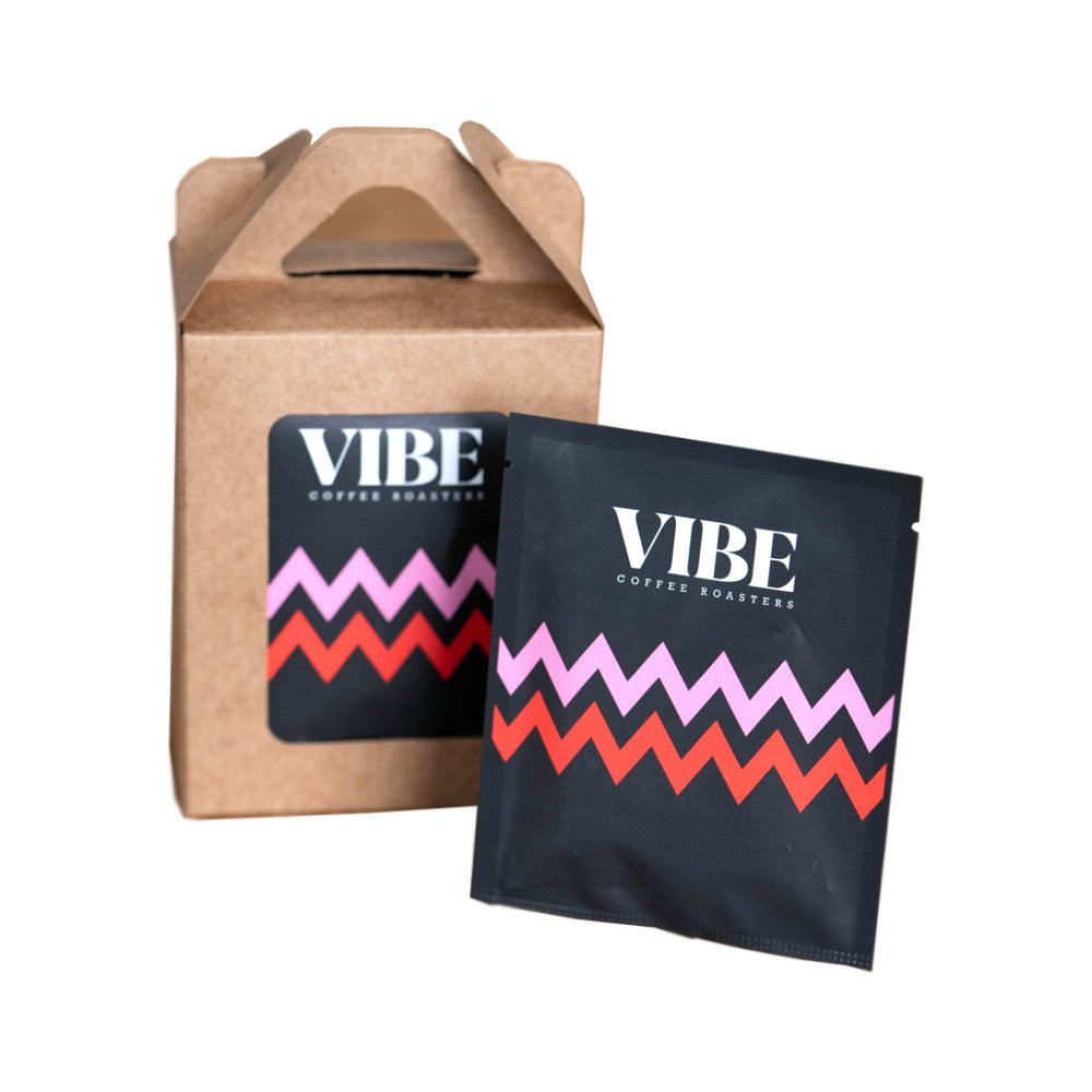 Coffee Bag 8 Pack <br>(Each 10-12g) Vibe Coffee