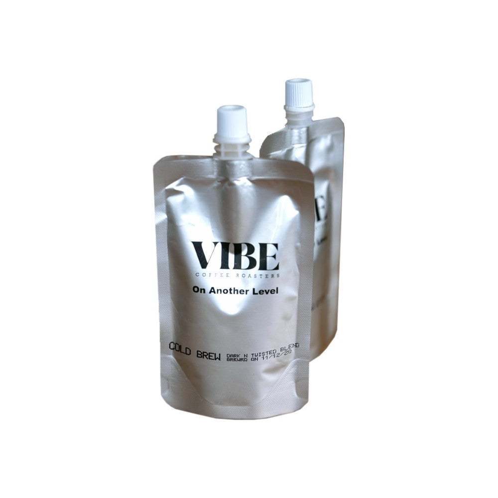 Cold Brew Coffee<br>(100ml) Vibe Coffee