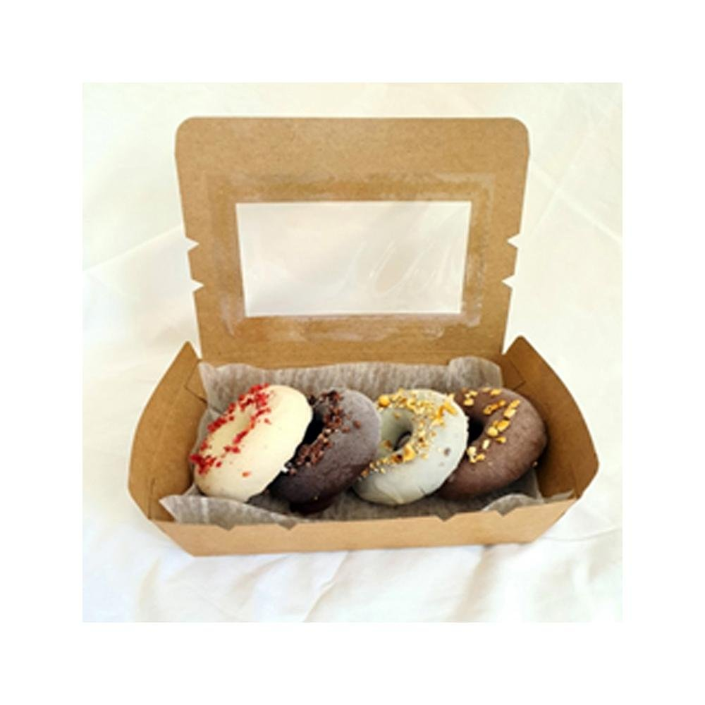 Donut Mixed Box <br>(4pcs) Twins Blend Lab