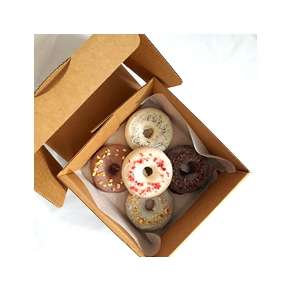 Donut Mixed Box <br>(5pcs) Twins Blend Lab