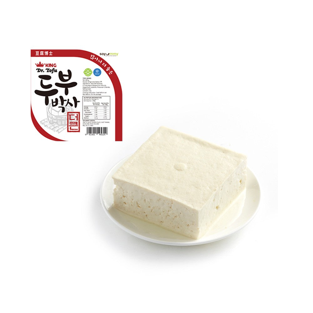 Dr. Tofu <br>The Big (600g) soyummy