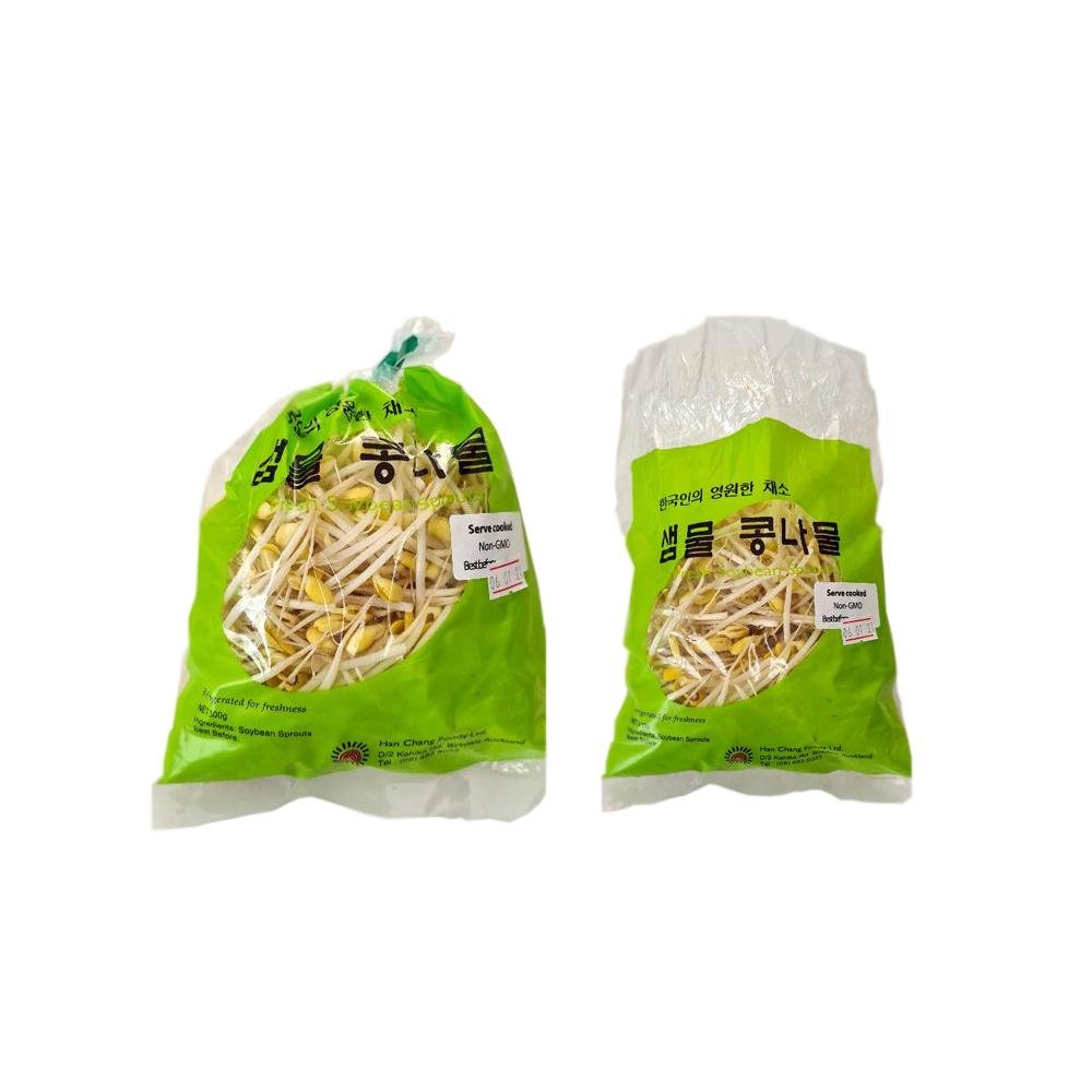 Fresh Soybean Sprouts<br>(300 / 700g) woody foody