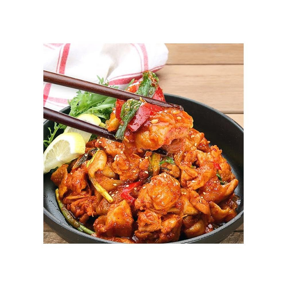 Korean Stir-Fry <br>Spicy Chicken Uchef