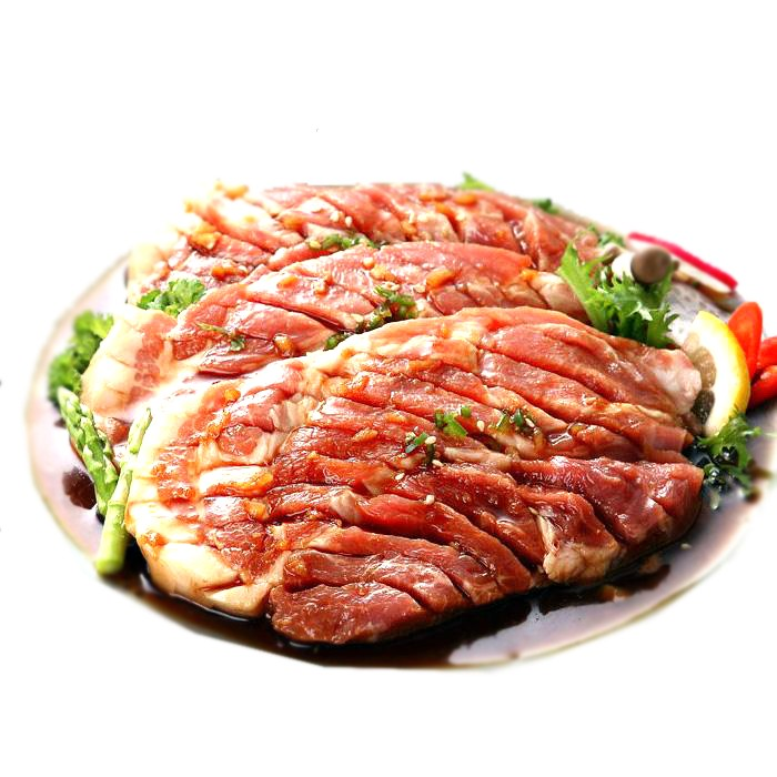 Marinated pork collar<br>(1kg) Ocean Food