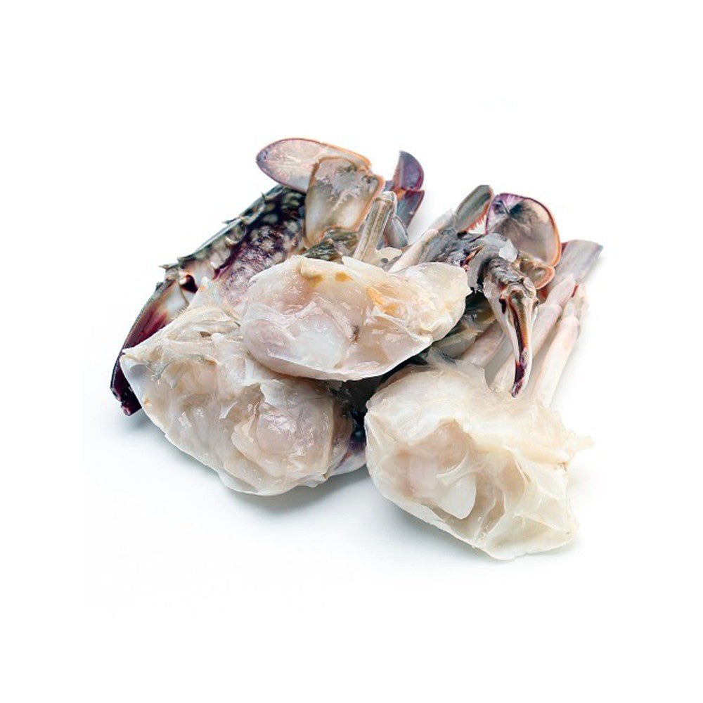 ½ Medium sized Cut Crab<br> (500g) Ocean Food