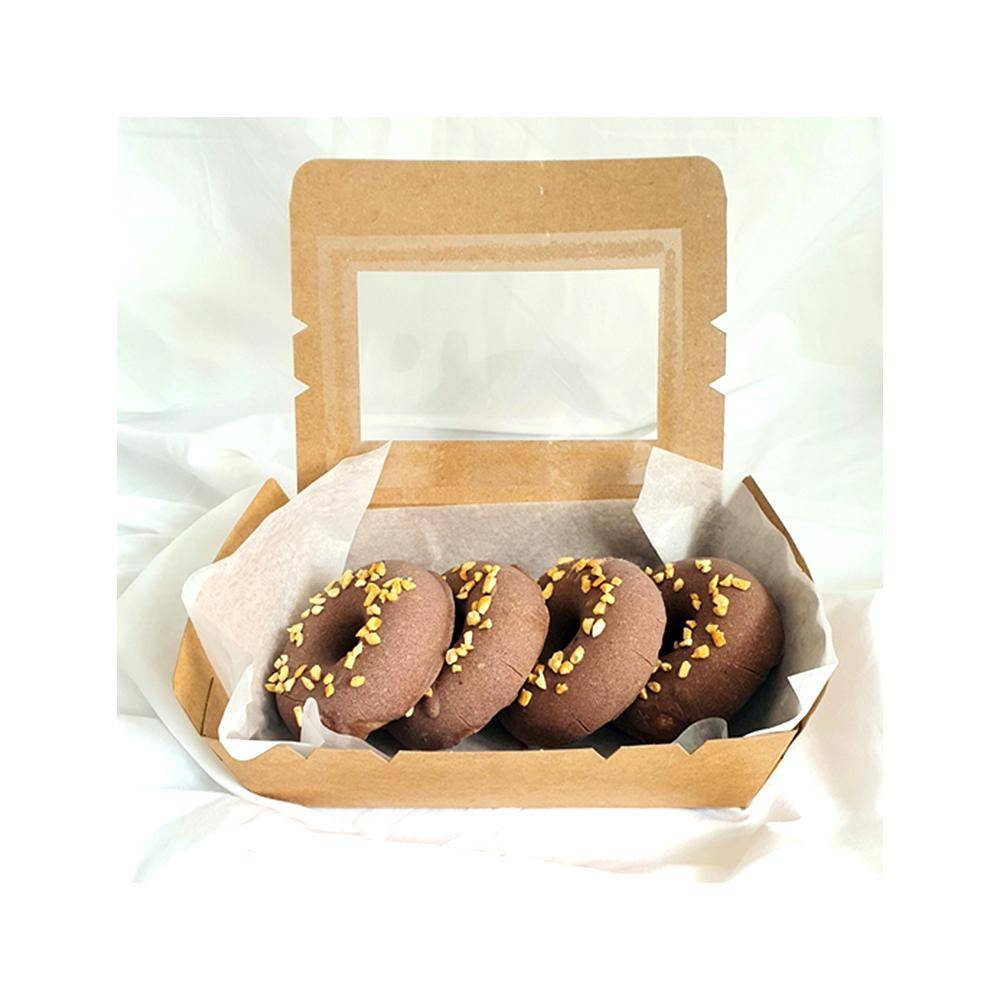 Snikers<br> Donuts (4pcs) Twins Blend Lab