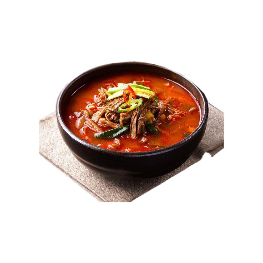 Spicy Beef Soup Uchef