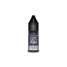 Load image into Gallery viewer, 10MG Ultimate Puff Salts Chilled 10ML Flavoured Nic Salts (50VG/50PG)