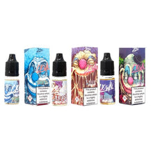Load image into Gallery viewer, 10mg Clown Nic Salts by Bad Drip 10ml (50VG/50PG)