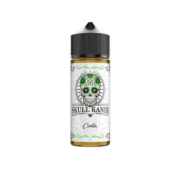 Skull Kandi 100ml Shortfill 0mg (70VG/30VG)