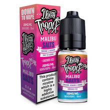 Load image into Gallery viewer, 10MG Doozy Tropix Salts by Doozy Vape Co (50VG/50PG)