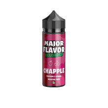 Load image into Gallery viewer, Major Flavor Reloaded 100ml Shortfill 0mg (70VG/30PG)