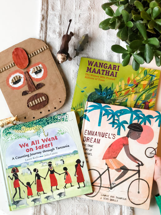 25 Favorite Africa Picture Books