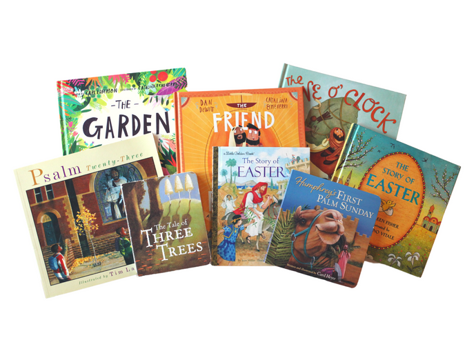 Easter Picture Book Recommendations
