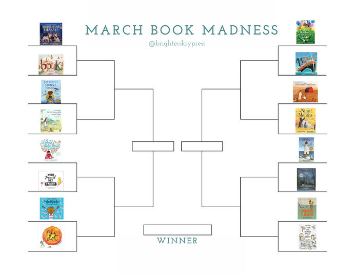 March Book Madness!