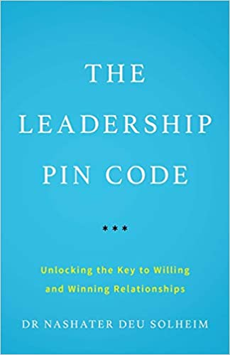 The Leadership PIN Code by Nashater Deu Solheim [100+ COPIES]