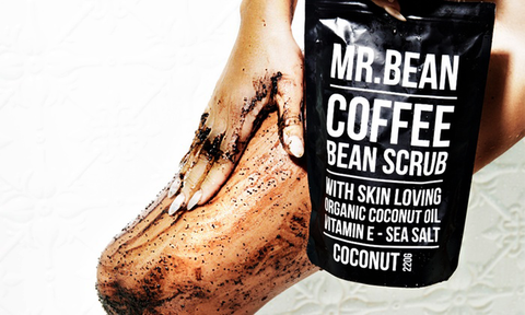 Mr. Bean Coffee Bean Scrub Coconut