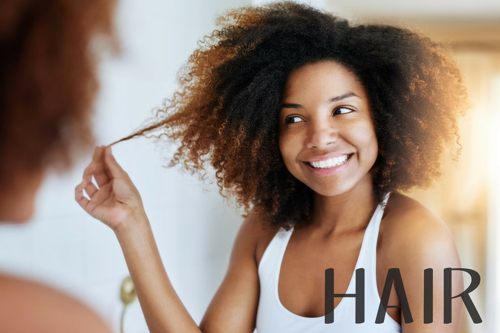 Natural Hair Care Blog