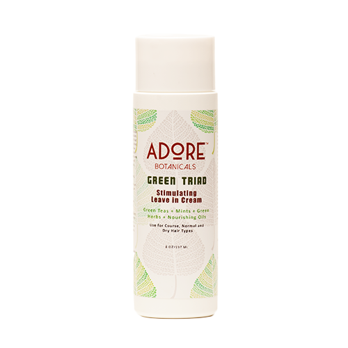 ADORE BOTANICALS | Stimulating Leave-in Cream