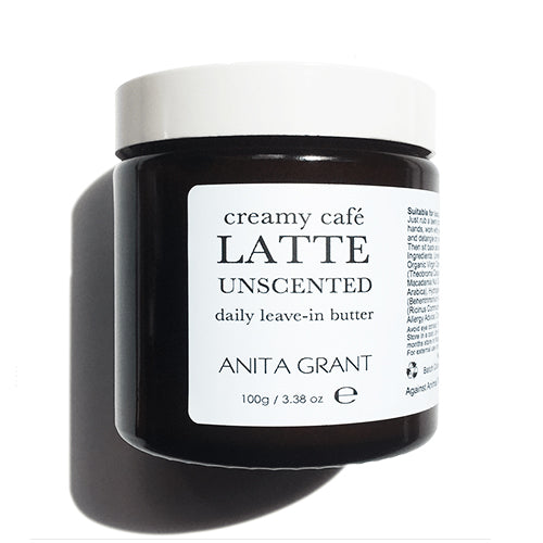 Anita Grant Creamy Cafe Latte Detangling Leave-in Conditioner