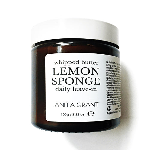 Anita Grant Lemon Sponge Daily Leave-in Conditioner