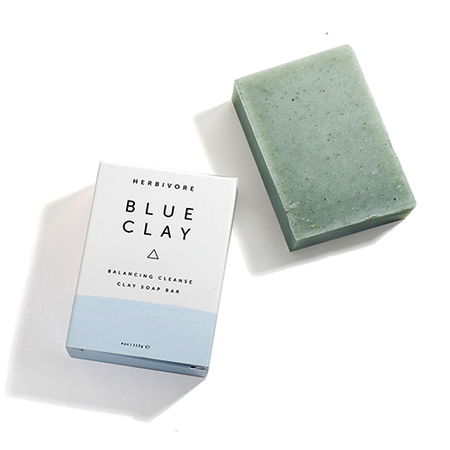 HERBIVORE BOTANICALS | Pink Clay Cleansing Bar Soap