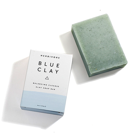 HERBIVORE BOTANICALS | Blue Clay Cleansing Bar