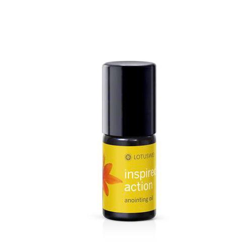 LOTUS WEI | Inspired Action Anointing Oil