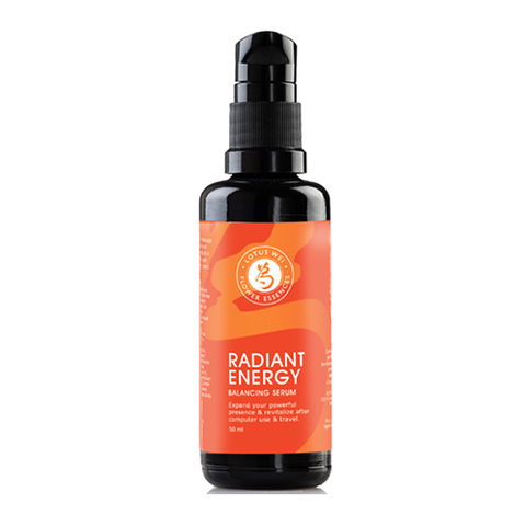 LOTUS WEI | Radiant Energy Serum