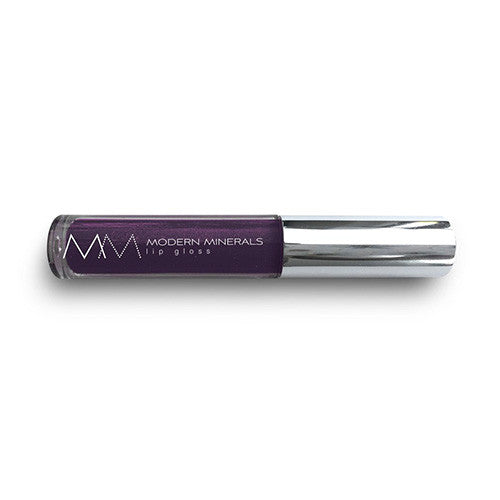Modern Minerals Makeup Invigorating lip gloss Amethyst