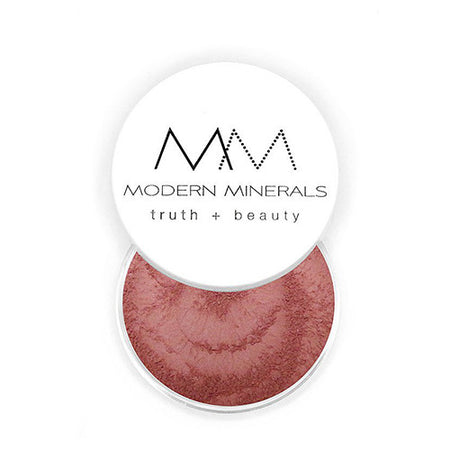 MODERN MINERALS | Touch of Blush - Invigorating Lip Gloss