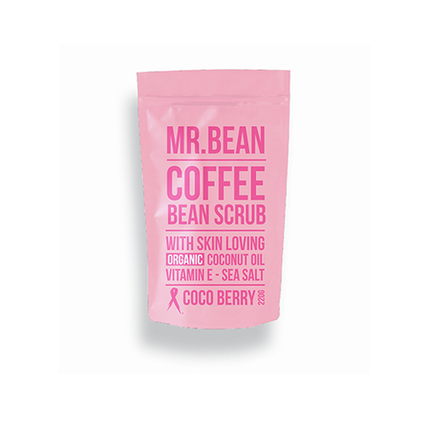 MR. BEAN COFFEE BEAN SCRUB | Coco-Berry