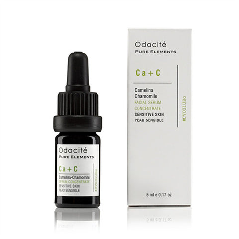ODACITÉ | SENSITIVE SKIN | Camelina Chamomile Serum Concentrate | Ca+C
