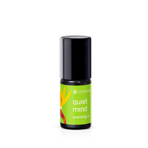 LOTUS WEI | Quiet Mind Anointing Oil